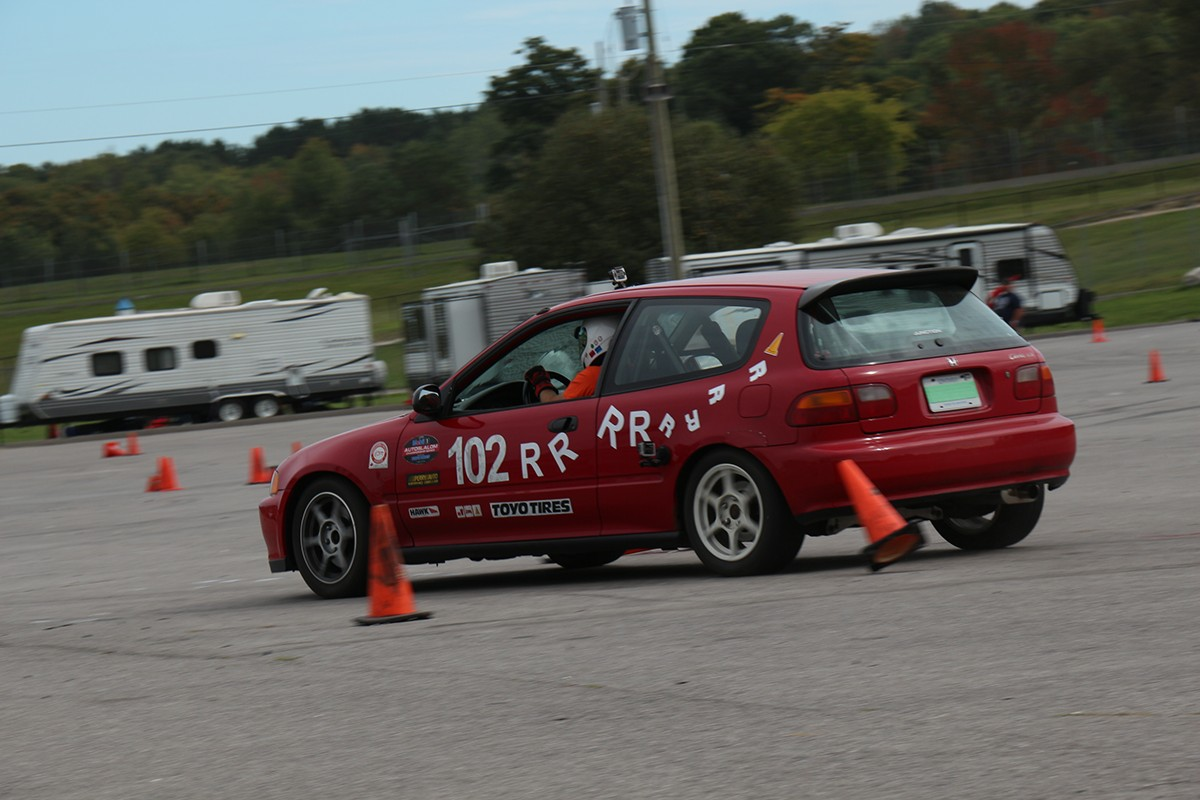 Best Cars For Autocross >> Nothing Beats The Speed To Dollar Ratio Of An Eg Civic