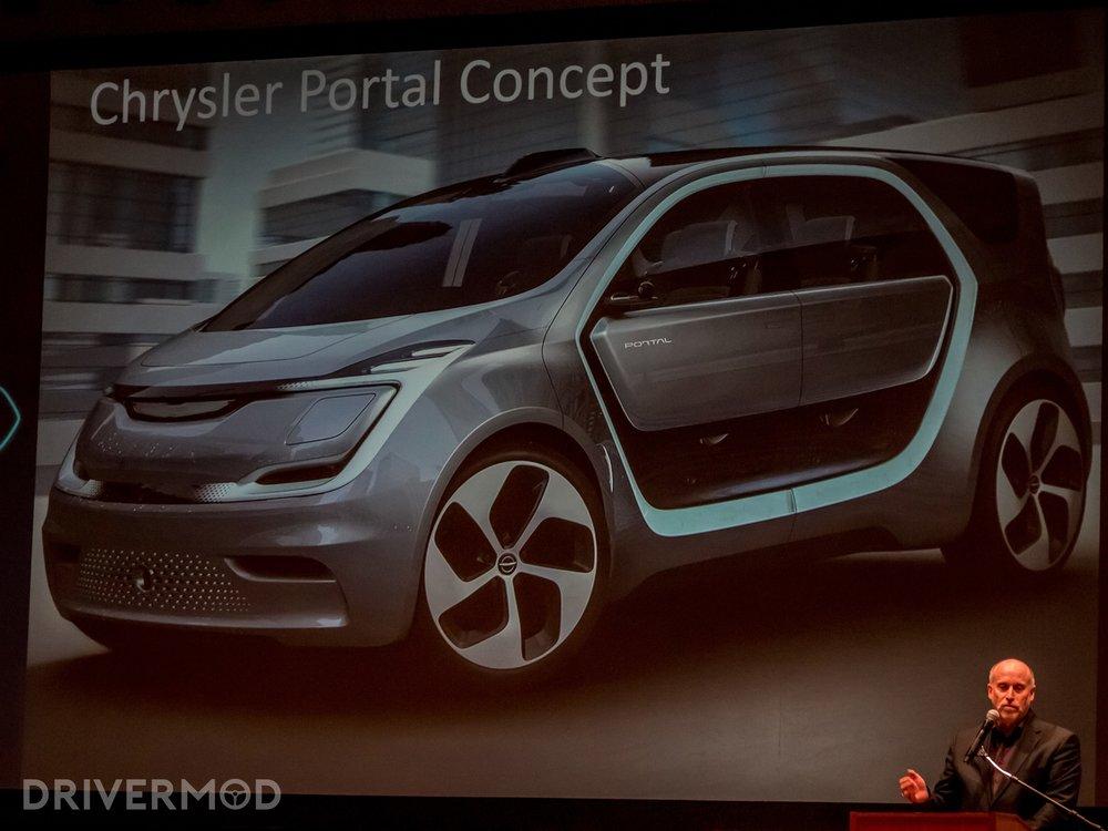 Chrysler Portal Concept - NAIAS17