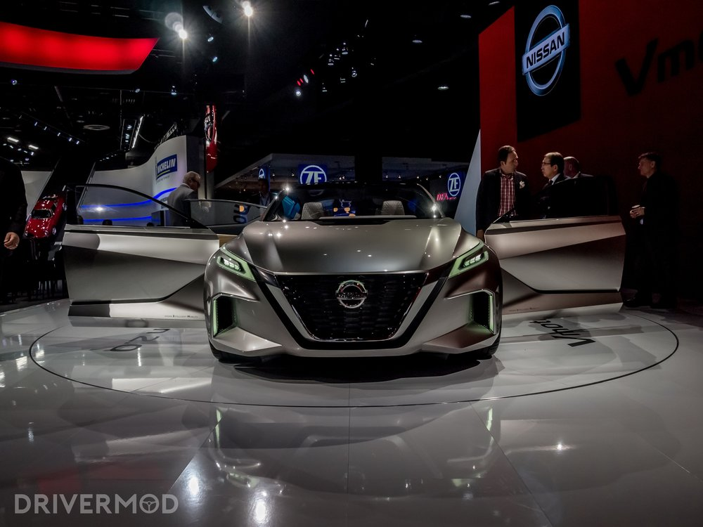 Nissan Vmotion 2.0 Concept - NAIAS17