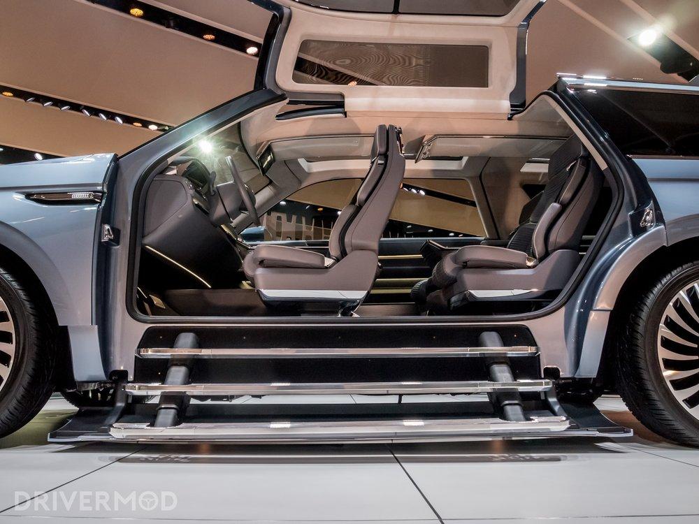 2017 Lincoln Navigator Concept - NAIAS17