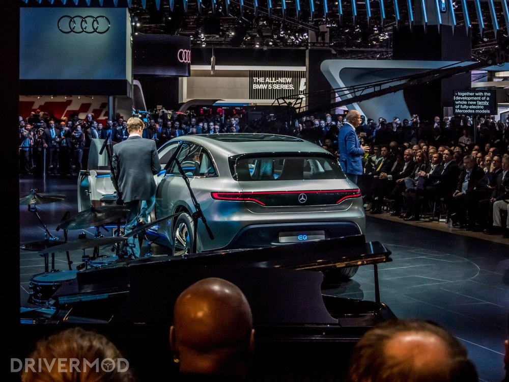 2018 Mercedes Concept EQ