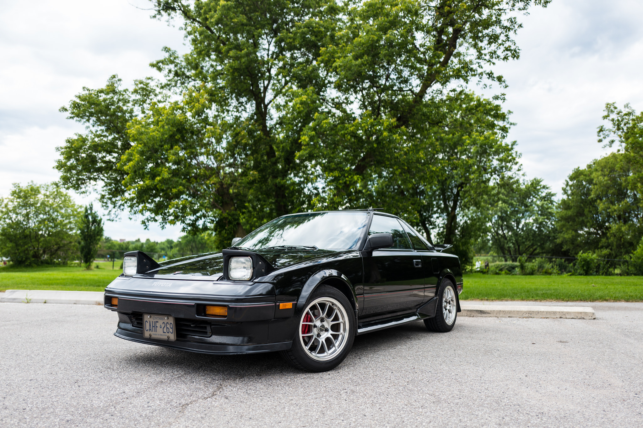 The AW11 Toyota MR2 Is Not a Hardcore Sports Car, And That's Okay