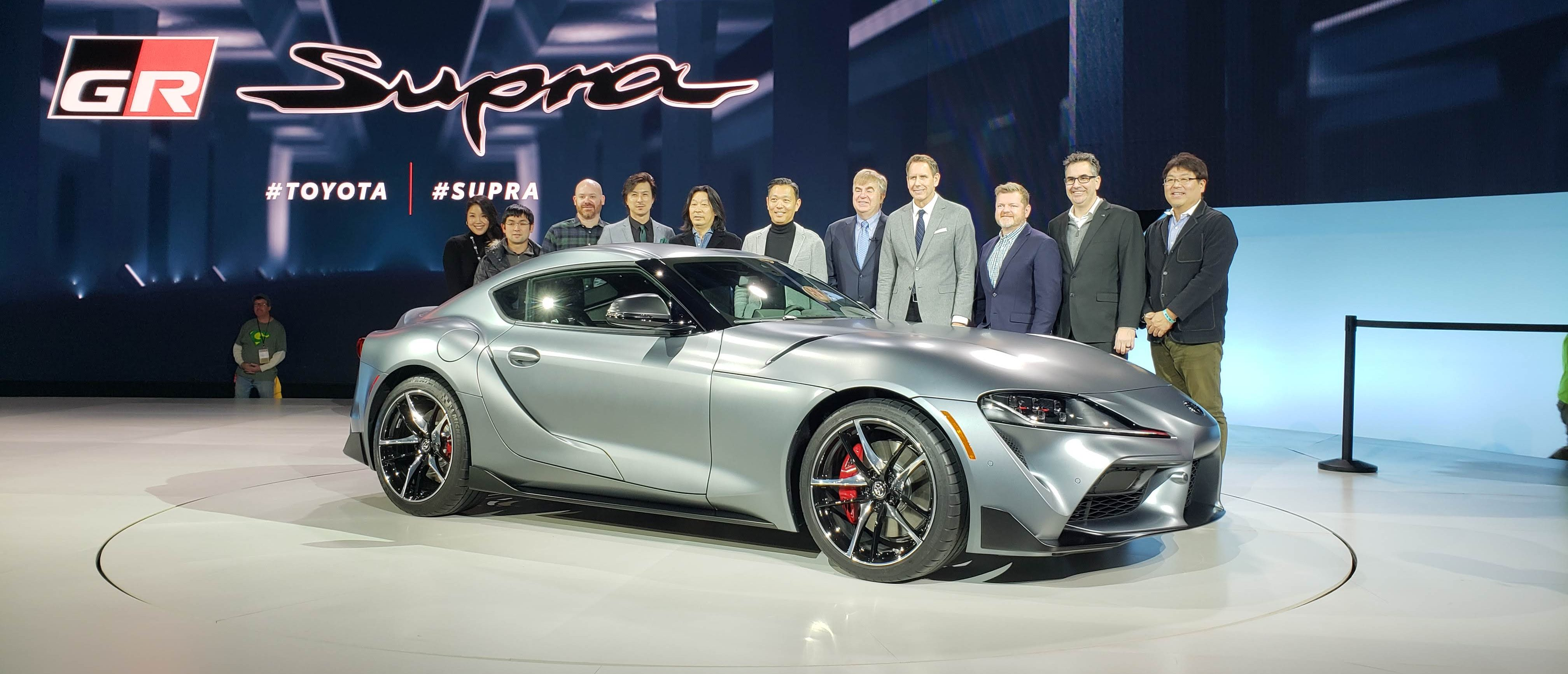 The Toyota Supra Is Here And Things Are Going To Be Alright Drivermod